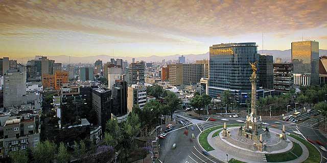 Ciudad México - Capital de los Estados Unidos Mexicanos